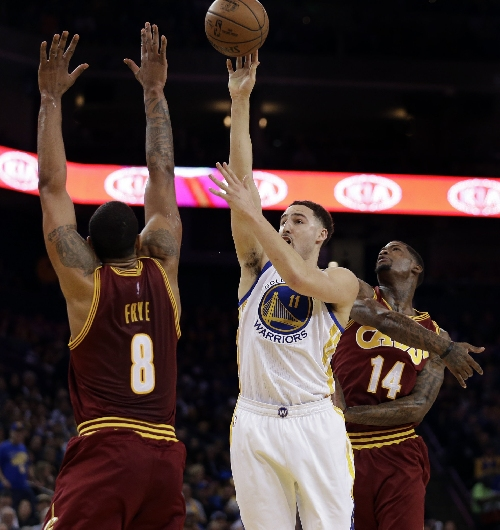 Give Golden State Warriors their due for dominant performance against Cleveland Cavaliers: DMan video