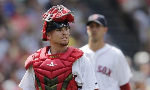 Christian Vazquez, Boston Red Sox catcher, batting .348 in Puerto Rico winter ball playoffs