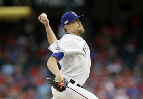 Rangers' Diekman out at least half season because of colitis The Associated Press