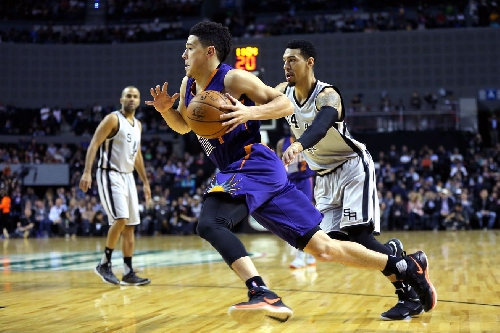 Center of the Sun: Phoenix Suns beat the Spurs, fall to the Mavs and Jazz