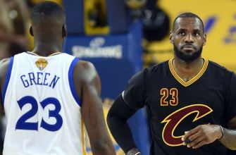 Chris Broussard: The Cavaliers-Warriors rivalry has already matched Celtics-Lakers