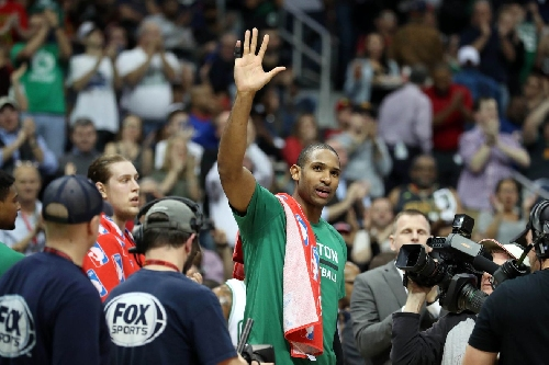 Al Horford Returns to Atlanta