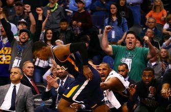 Joe Johnson's Big Three Shows Why Utah Jazz Brought Him to SLC