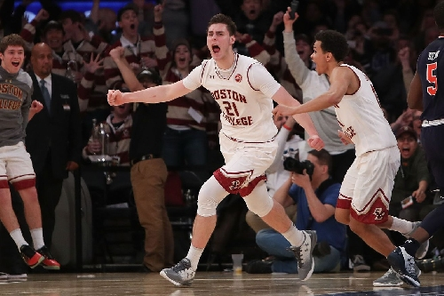Why More Students Should be Going to Tomorrow Night's Boston College Basketball Game