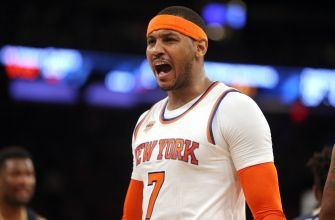 Carmelo Anthony told Phil Jackson he wants to stay in New York