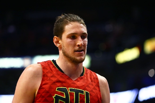 Mike Muscala injury: Hawks forward out against Pistons