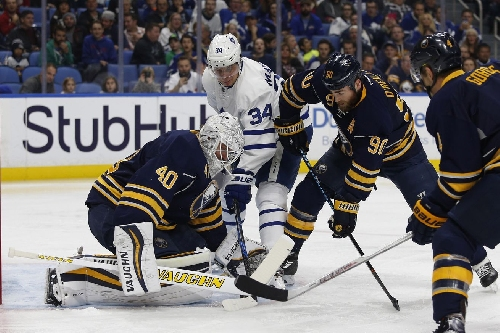 Sabres at Maple Leafs Coverage: Game #44