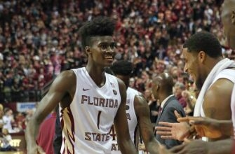 Freshman Jonathan Isaac on a roll for No. 10 Florida State
