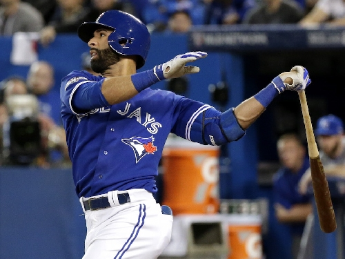 Jose Bautista, Toronto Blue Jays reportedly agree to one-year deal worth US$18 million