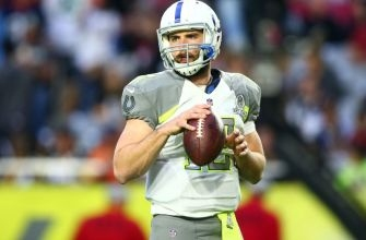Andrew Luck Snubbed for the Pro Bowl Yet Again, Only this Time as a Replacement