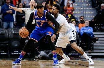New York Knicks: Carmelo Anthony To Move To Power Forward?