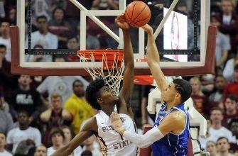 Freshman Jonathan Isaac bouncing back for Florida State
