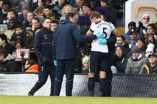 How will Tottenham Hotspur cope without Jan Vertonghen?