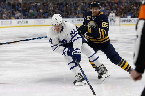 Sabres at Maple Leafs Game Thread