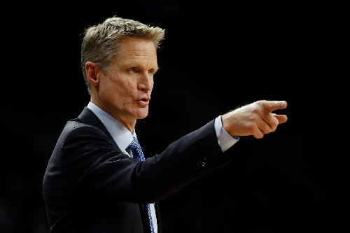 "Steve Kerr: Distant frontrunner for Most ""Woke"" NBA Coach Award"