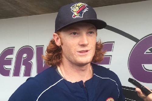 Yankees' Clint Frazier: I don't have to live up to Andrew Miller hype
