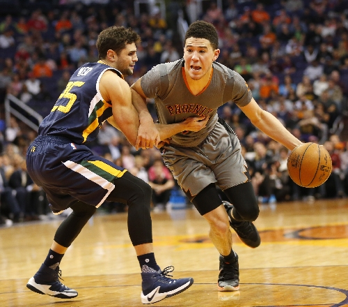 Phoenix Suns' Devin Booker 'needs to be on the court more'