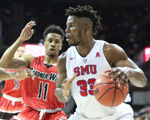 National writer: SMU big man Ojeleye is one of country's best under the radar players