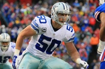 Cowboys LB Sean Lee replaces Panthers' Luke Kuechly on Pro Bowl roster