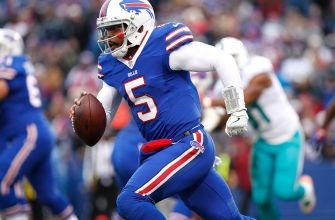 NFL Rumors: Could Browns Pursue Tyrod Taylor If He's Released?