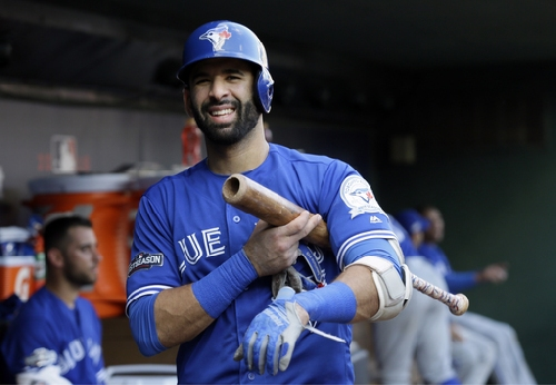 AP source: Bautista, Blue Jays finalize $18M, 1-year deal The Associated Press