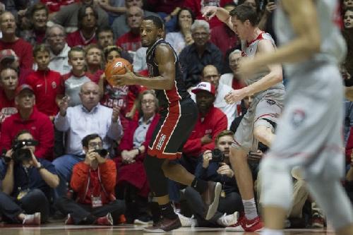 UNLV Basketball vs. San Diego State — LIVE BLOG