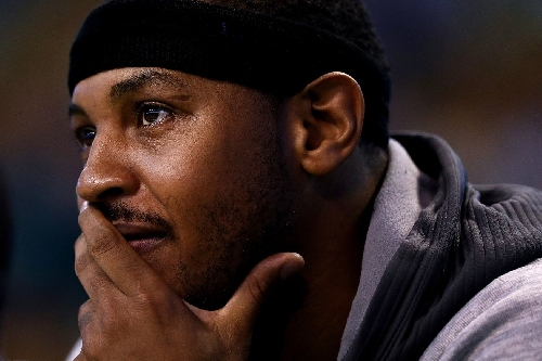 Should the Celtics trade for Carmelo Anthony?