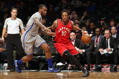 Shorthanded Raptors bury Brooklyn, 119-109