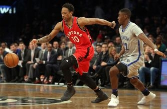 Nets Devoured By Raptors, Lose Eleventh Straight