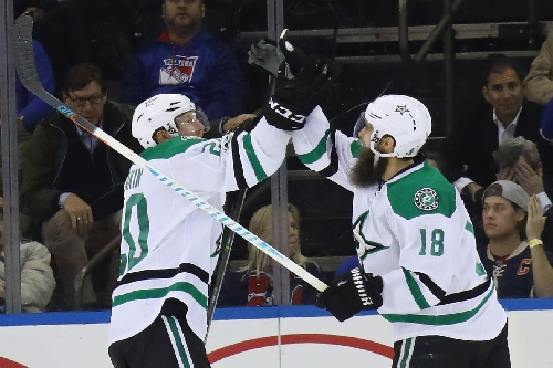 Well That Just Happened: Dallas Stars Beat New York Rangers 7-6