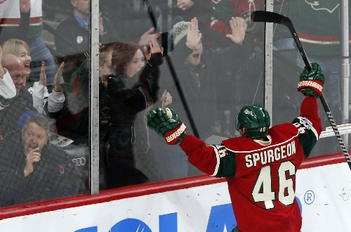 Bennett gets late goal to lift Devils over Wild The Associated Press