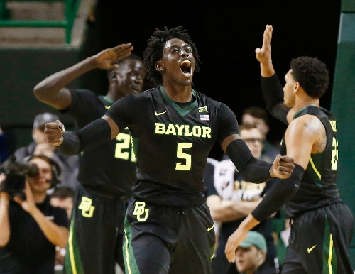 Johnathan Motley's bounce-back game delivers Baylor 74-64 win over Texas that wasn't even that close