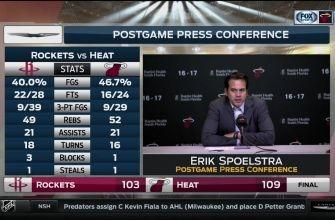 Heat coach Erik Spoelstra glad to see players get rewarded for hard work