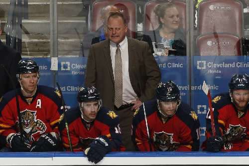 New York Islanders Have Permission to Speak to ex-Panthers Coach Gerard Gallant