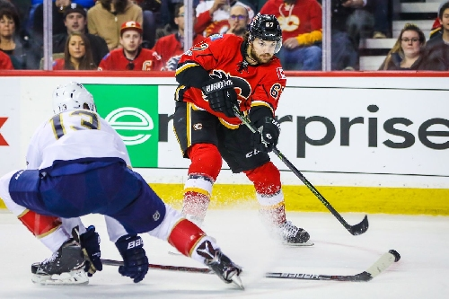 Rate The Flames (5) vs Florida Panthers (2)