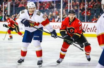 Calgary Flames Comeback In Dominating Second Period Over Panthers
