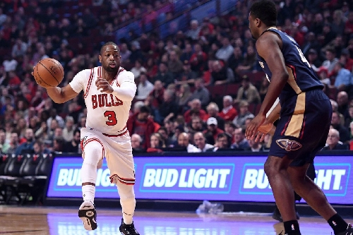 Dwyane Wade comes alive in the 4th (and other Bulls/Pelicans takeaways)