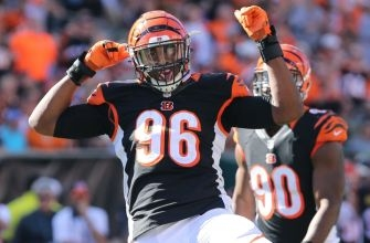 Bengals' Carlos Dunlap Selected To NFL Pro Bowl