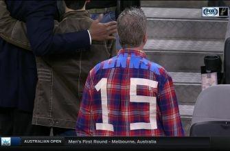 Spurs Live: Flannel cam