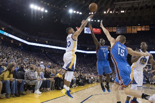 "Preview: Warriors battle Russell ""The Juggernaut"" Westbrook"