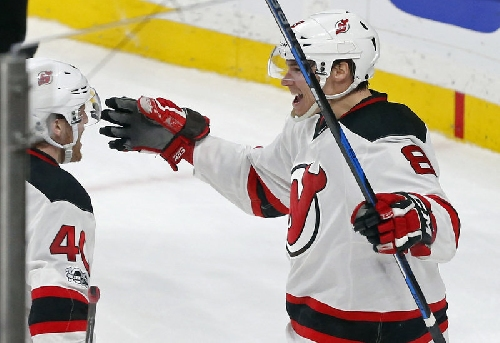 Devils' Beau Bennett feels he's missed a productive season by inches
