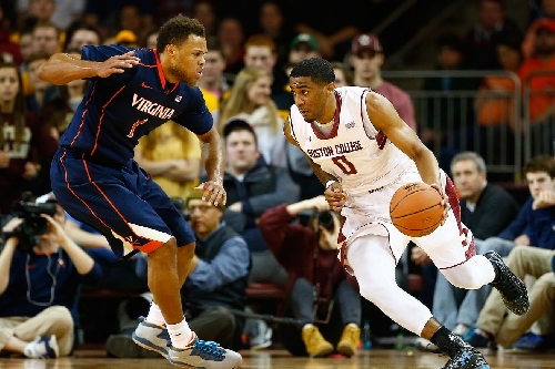 Boston College Men's Basketball vs. Virginia: Game Time, How to Watch and More
