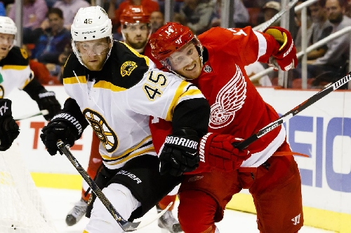 Preview: Bruins vs. Red Wings 1/18