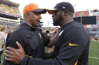 Bengals Need A Voice Like Mike Tomlin's