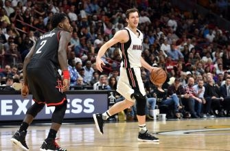 Goran Dragic likes to go fast, and the Miami Heat get a win over the Houston Rockets