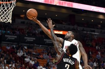 Miami Heat get a rare win, and a rare night of fun, against the Rockets