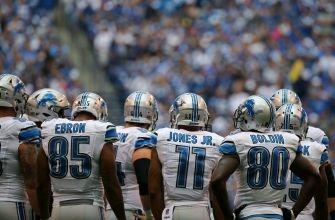 Detroit Lions Postseason Grades: Wide Receiver