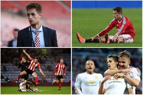 Manchester United star Adnan Januzaj facing uncertain future after difficult season at Sunderland