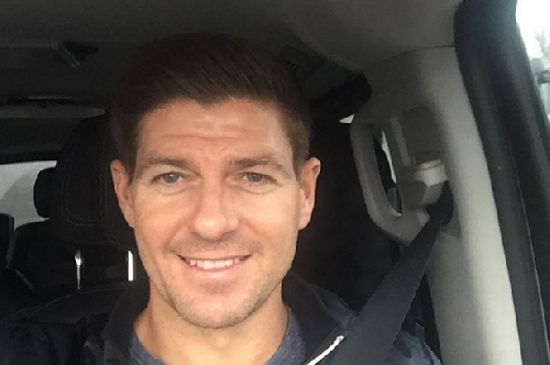 Steven Gerrard proves he's no fair-weather Liverpool fan as he begins 600-mile round trip to Plymouth for FA Cup replay