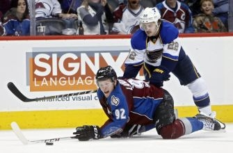 Colorado Avalanche Should Target Kevin Shattenkirk
